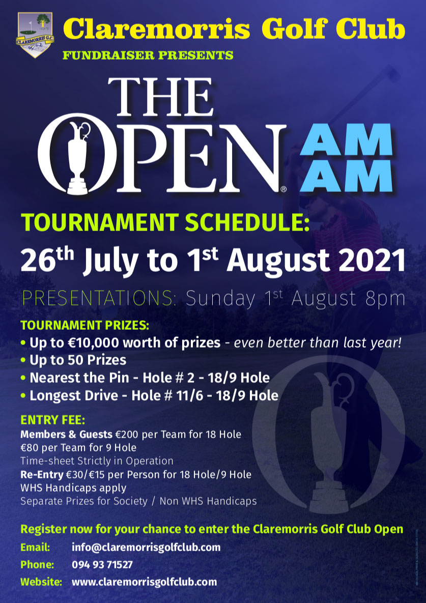 The Open Tournament